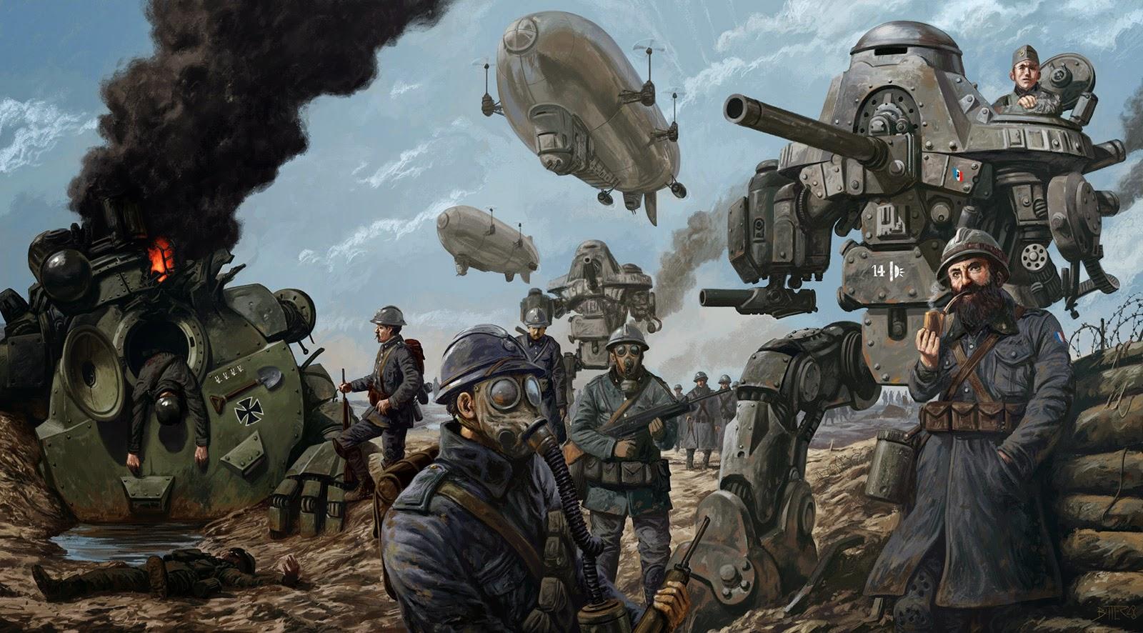 Tres legendarios personajes de la Primera Guerra Mundial que deberías conocer