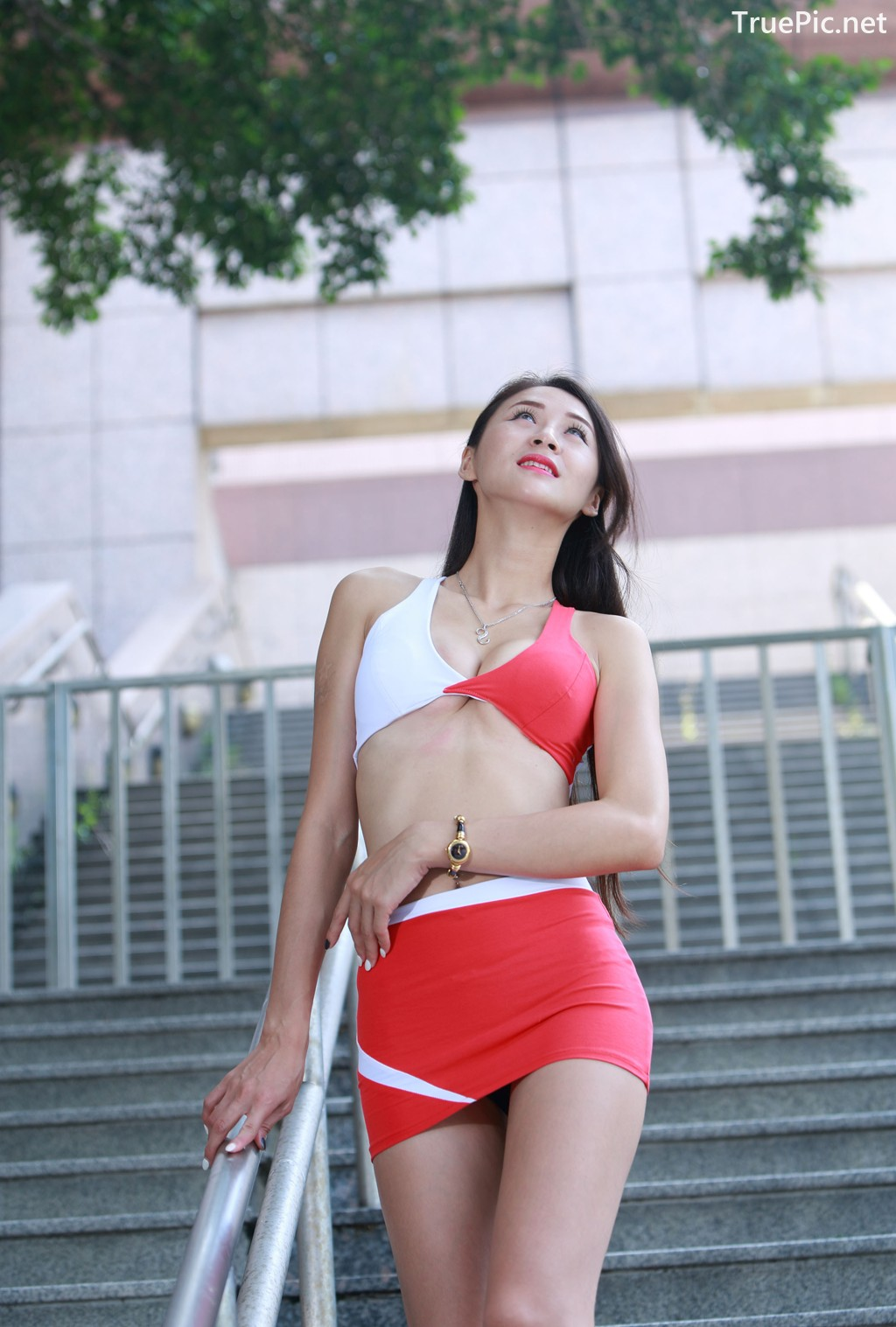 Image Taiwanese Model – Lola (雪岑) – Lovely And Beautiful Show Girl - TruePic.net - Picture-7