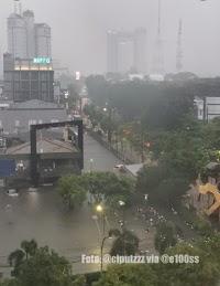 Banjir Surabaya, Sudjiwo Tedjo: Kirain Cuma Jakarta