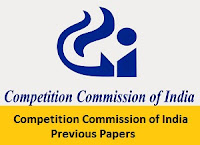 Download Competition Commission of India Previous Papers