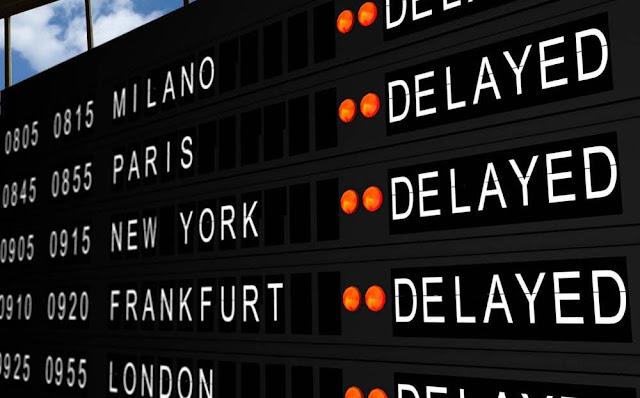 Rimborso volo cancellato o in ritardo