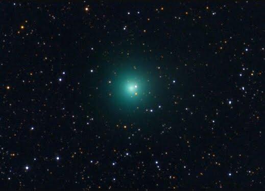 L'Incredibile Hulk, la gigantesca cometa verde.