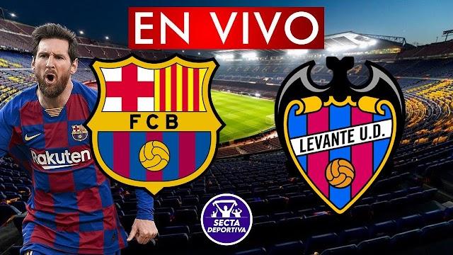 Barcelona vs. Levante EN VIVO por DIRECTV: minuto a minuto con Messi y Griezmann