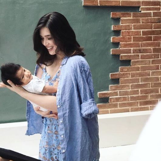 Kylie Padilla Shares the Story Behind Son, Alas Joaquin's Name