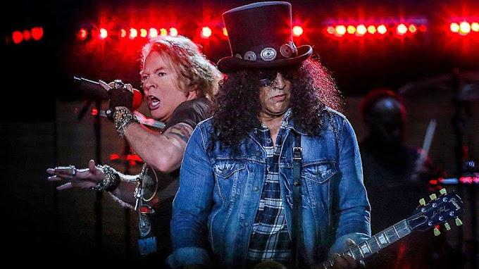 Escucha aquí lo nuevo de Guns N' Roses