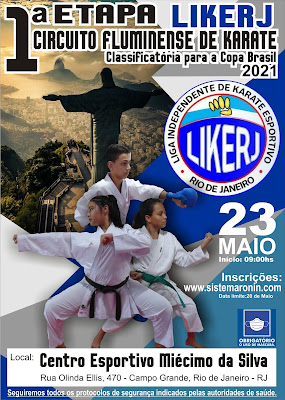 Circuito Fluminense de Karate On-Line