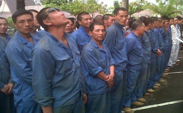Ulah Para Pekerja Asal China di Indonesia ini Bikin Geram