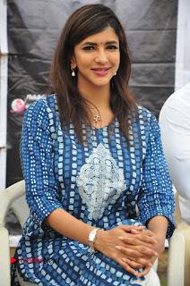 Actress Lakshmi Manchu Pictures at Lakshmi Bomb Press Meet 0006
