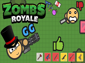 Use ZombsRoyale.io Bots To Play As Immortal!