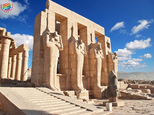 Ramesseum Temple - Luxor
