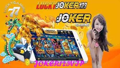 JOKER123VIP SLOT ONLINE TERMURAH MUDAH MENANG