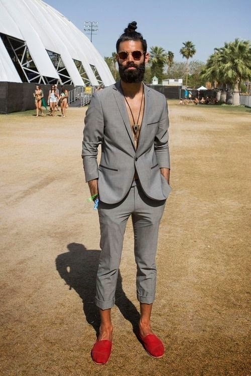 Remarkable Beard And Suit Game Strong Fashion The Black Girl Short Hairstyles Gunalazisus