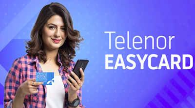 Telenor Super Easy Card Weekly Monthly Rs. 130,Rs. 450,Rs. 600