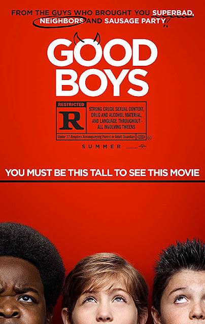 Sinopsis Film Good Boys (2019)