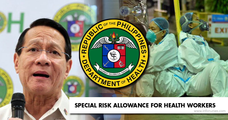 DOH SRA for health workers