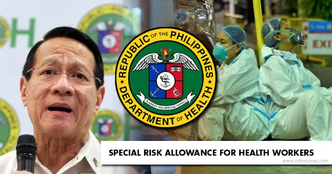 DOH: No budget for SRA, benefits of health workers in 2022