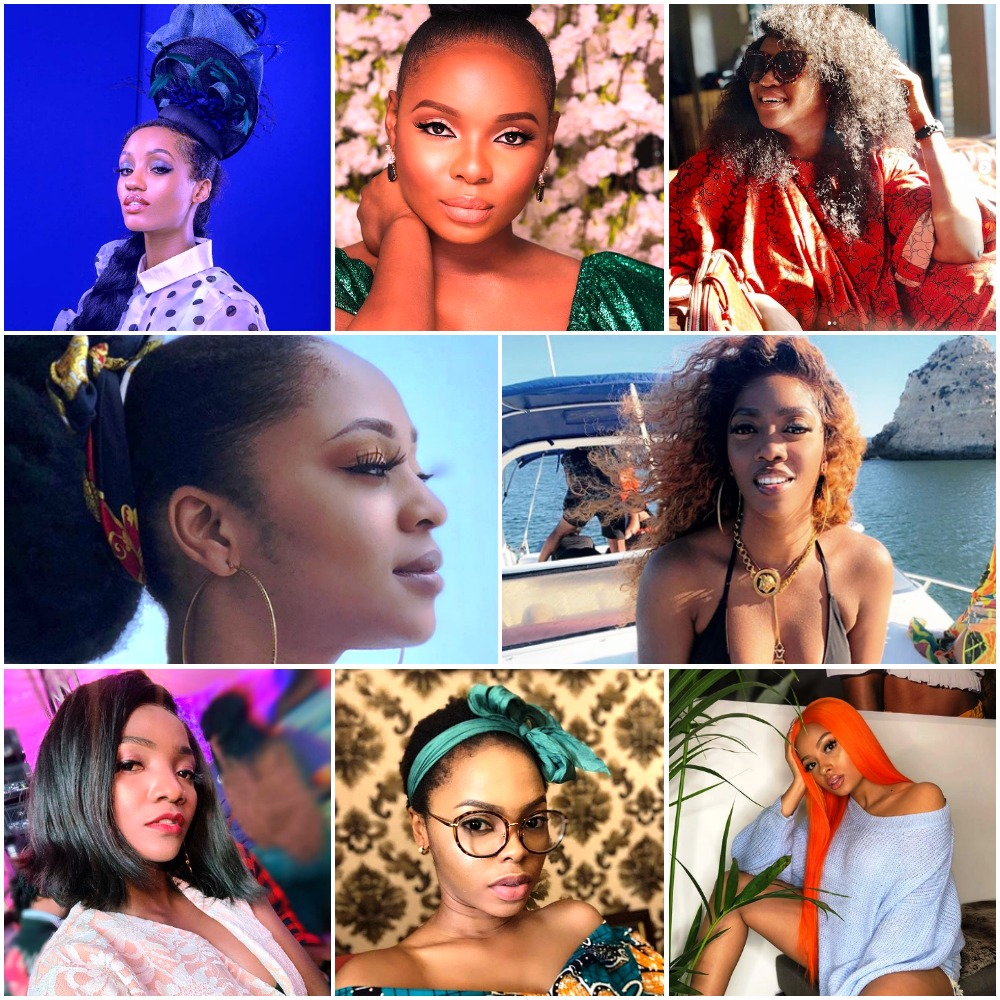 The Top 10 Most Beautiful Nigerian Female Pop Singers
