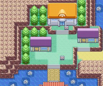 Pokémon FireRed e LeafGreen Sevii Island