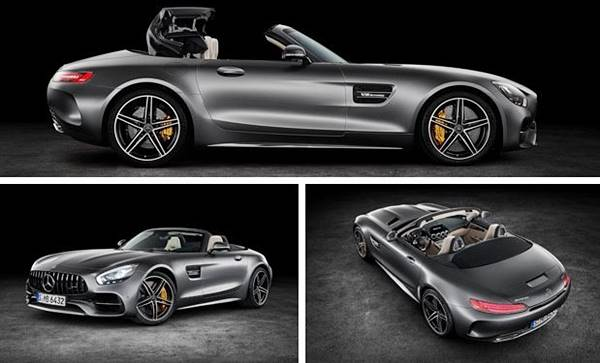 2019 Mercedes-AMG GT R Roadster Review