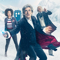 Doctor Who Christmas Special Twice Upon a Time Peter Capaldi David Bradley Pearl Mackie