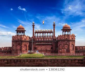 .Red Fort delhi