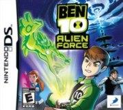 Rom Ben 10 Alien Force NDS