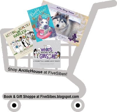 Shop at FiveSibes ArcticHouse Books & Gifts Shoppe!