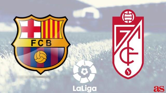 Barcelona vs Granada Canlı - Live