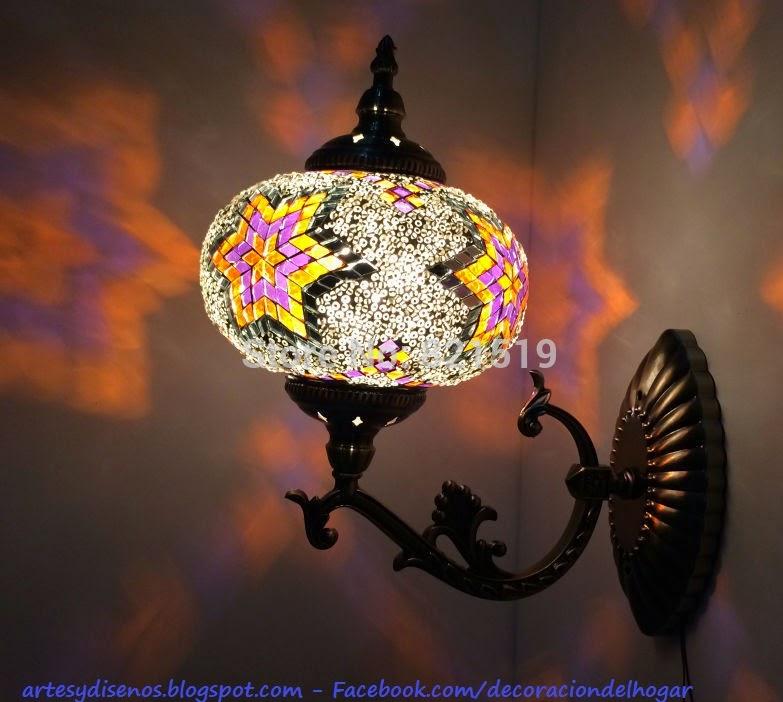 Como hacer lamparas para los ambientes - Lamparas de ambiente ...