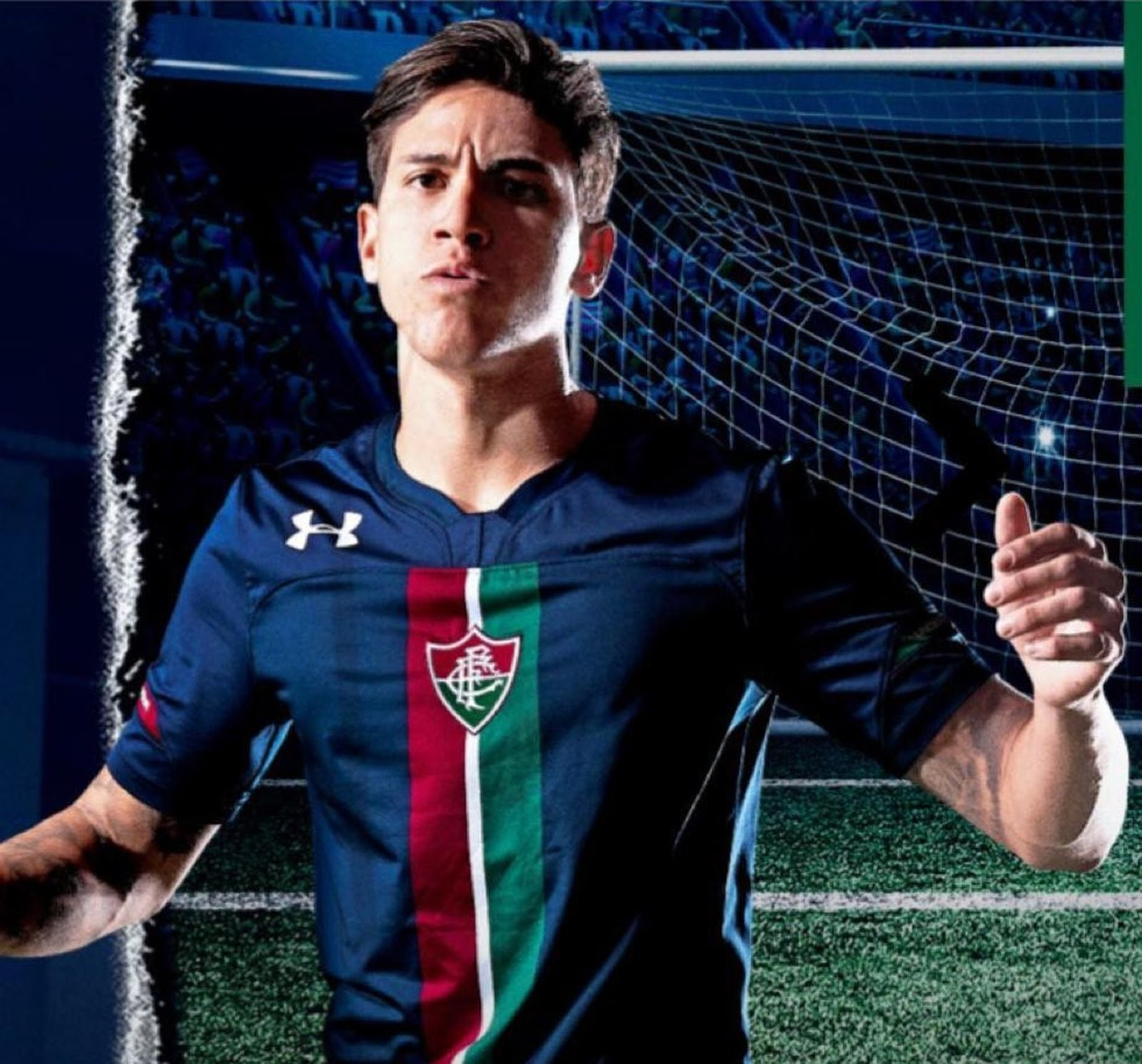 O Manto Azul e quando Pedro Volta a treinar com bola no Fluminense 7b9b751a57a2e