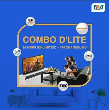 Paket Combo D'LITE HD