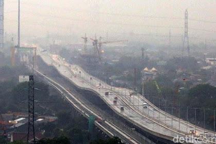 Tol Jakarta-Cikampek Bikin Mual, Bisakah Diatasi dengan Tempel Koyo di Pusar?