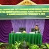 Dandim dan Danyon Jajaran Kodam/Hsn, Dibekali MTT Hukum Fungsi Komando