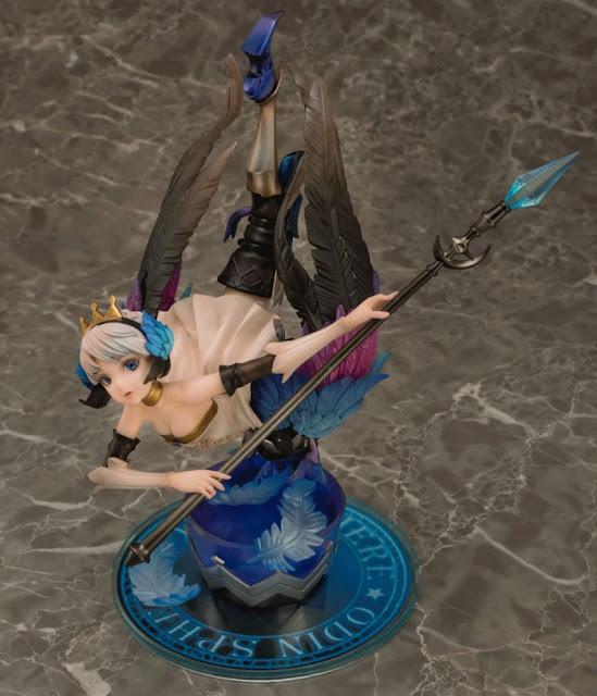 """Gwendolyn 1/8 de """"Odin Sphere""""- Aquamarine"""
