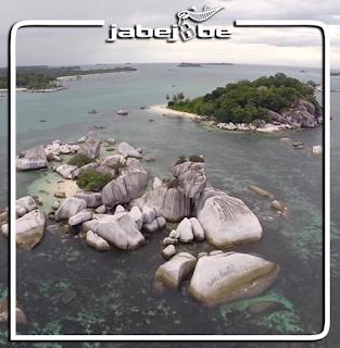 Pulau Kelayang Desa Keciput