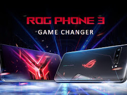 ASUS ROG Phone 3, The Ultimate Winner. Spesifikasinya Bikin Ngiler Para Gamer!