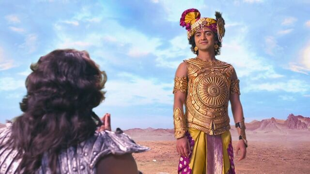 Radha Krishn: Krishna - Arjun Gatha S3 E27 6th October Episode
