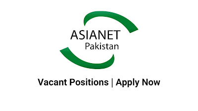 Asianet March Jobs In Pakistan 2021 Latest | Apply Now