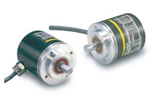 E6F-A, Omron-Absolute 60-mm-dia. Rotary Encoder E6F-A