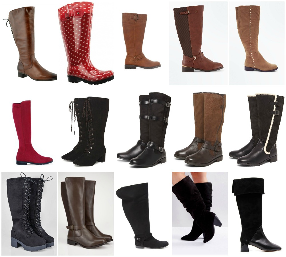 design senza tempo a5958 59b15 Dove acquistare: stivali, stivaletti e cuissard a pianta e ...