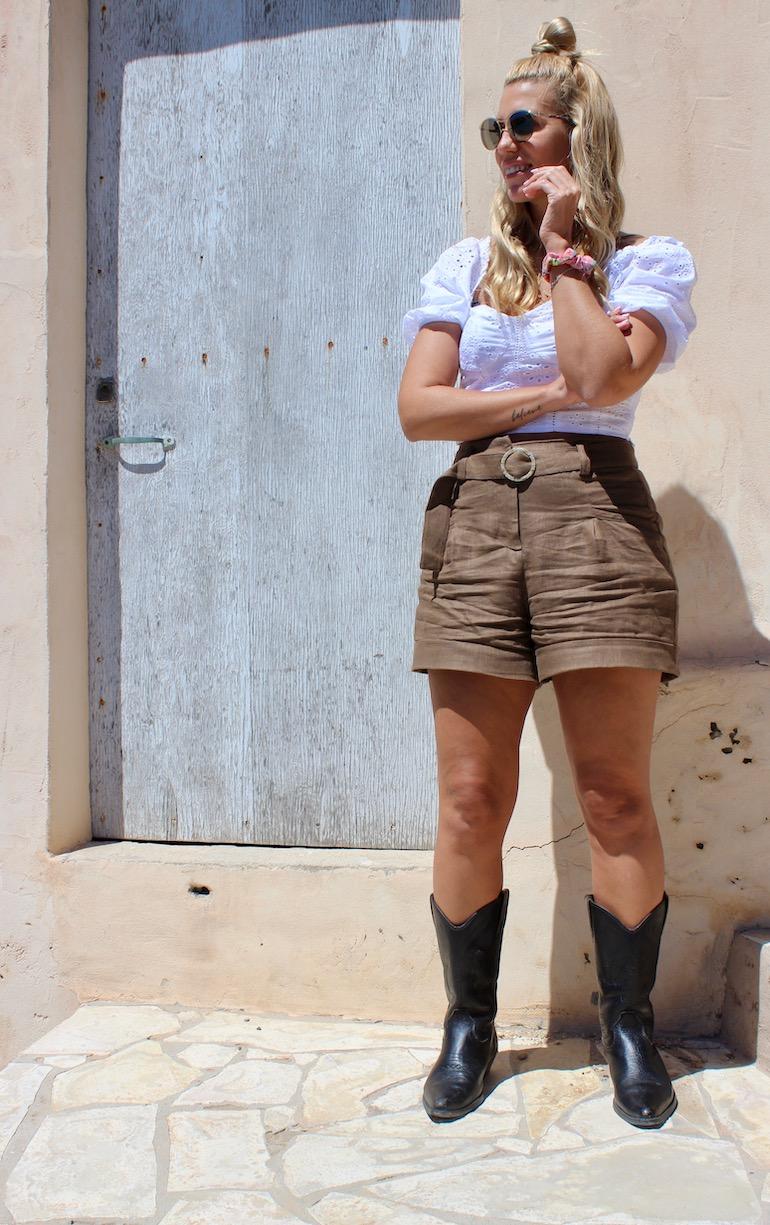 Look Estilo Cowboy - Dicas de penteados