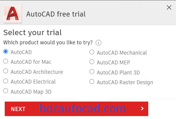 Cài Autocad 2020 miễn phí