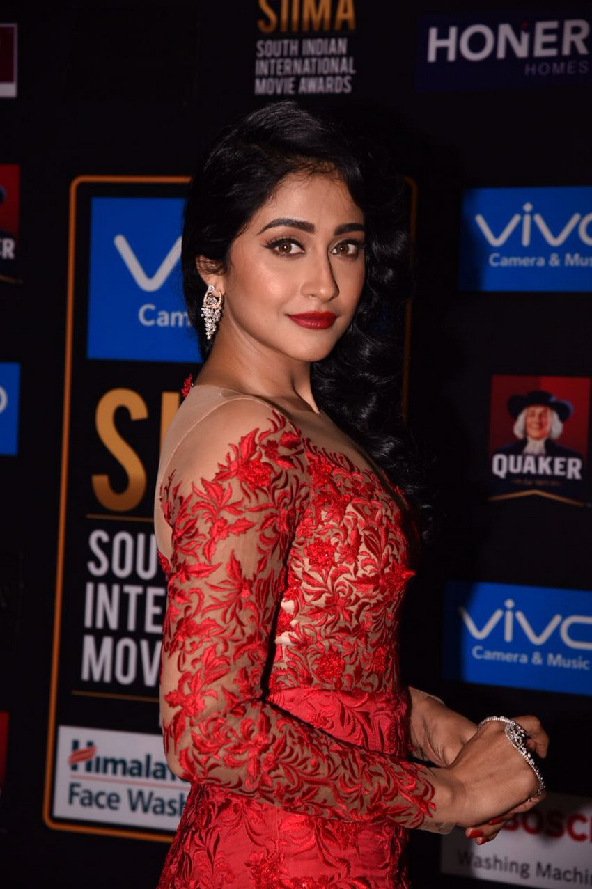Regina Cassandra Hot at SIIMA Awards 2017 Stills