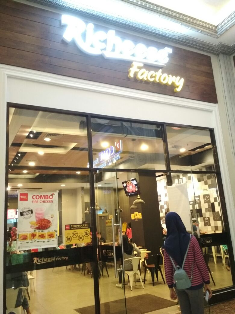 Richeese Factory Di Jogja
