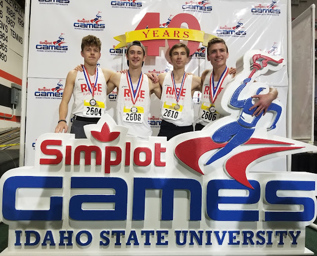 Jack Ball from Gilpin County at the 2018 Simplot Games Coach Ball
