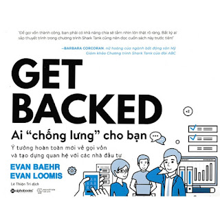 """Ai """"Chống Lưng"""" Cho Bạn - Cuốn sách này sẽ giải mã cho bạn một trong những phần đáng sợ nhất khi khởi nghiệp: gọi vốn ebook PDF EPUB AWZ3 PRC MOBI"""