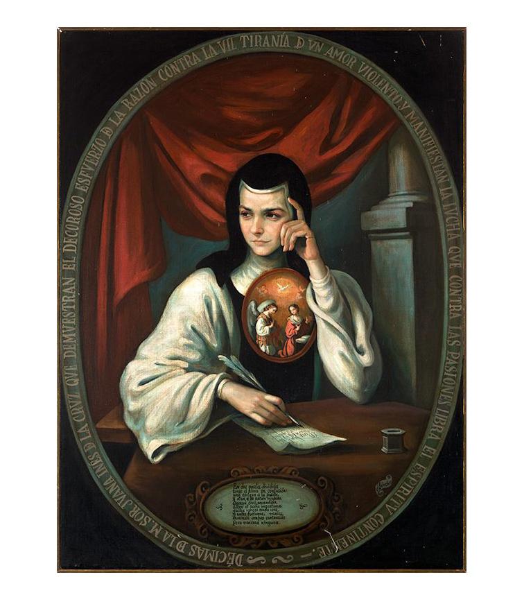Sor Juana Inés De La Cruz La Revolución Feminista Del S Xvii En Nueva España
