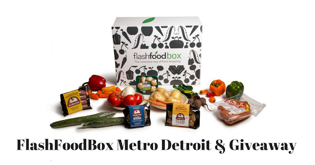flashfoodbox, foodie, metro detroit, giveaways, honest, food, caring