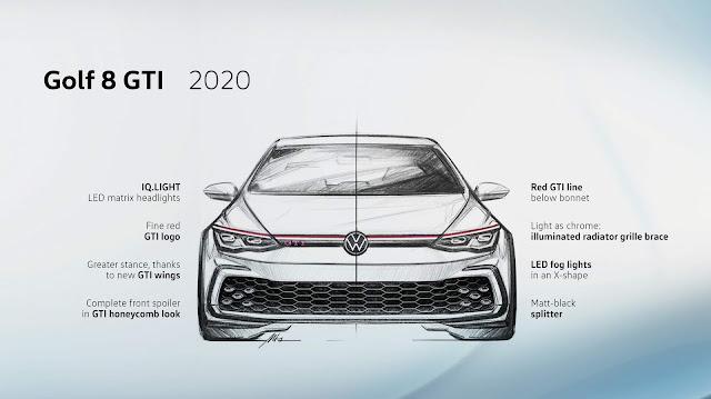2020 - VW Golf GTI Mk8