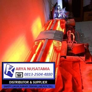Jual Lampu PMI LED Strobo Merah di Kalimantan
